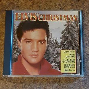 "Elvis Presley ""Elvis' Christmas"" Compact Disc Musi"
